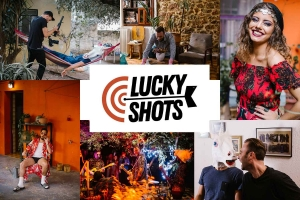 "Δείτε το πρώτο video των Lucky Shots // ""Show Me Some Good Love"""